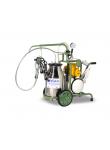 Tek Üniteli Tek Kovalı Süt Sağım Makinesi-C001
