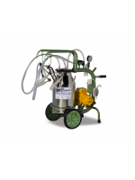 Two Units One Bucket Goat Milking Machine- CKC02