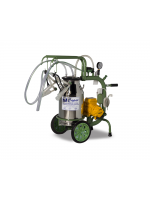 Two Units One  Bucket Sheep Milking Machine- CKY02