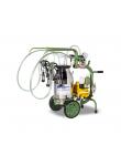 İki Üniteli Tek Kovalı Süt Sağım Makinesi-A002