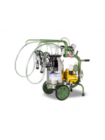 Two Units One Bucket Milking Machine -A002