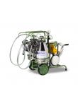 İki Üniteli İki Kovalı Süt Sağım Makinesi-C022