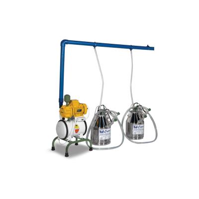 İki Üniteli İki Kovalı Yarı Sabit Koyun Sağım Makinesi- CKY022