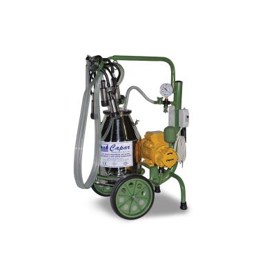 Tek Ünite Tek Kova Süt Sağma Makinesi- MINI